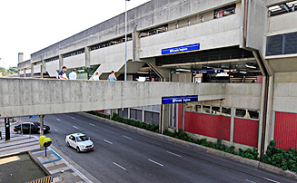 Estação Parada Inglesa – Linha 1 Azul do Metrô São Paulo 5dd91d7556