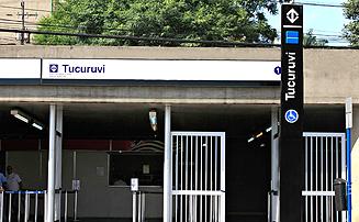 Estação Tucuruvi – Linha 1 Azul do Metrô São Paulo 0def9952fd