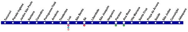 0404b7e251b46 Estação Parada Inglesa – Linha 1 Azul do Metrô São Paulo